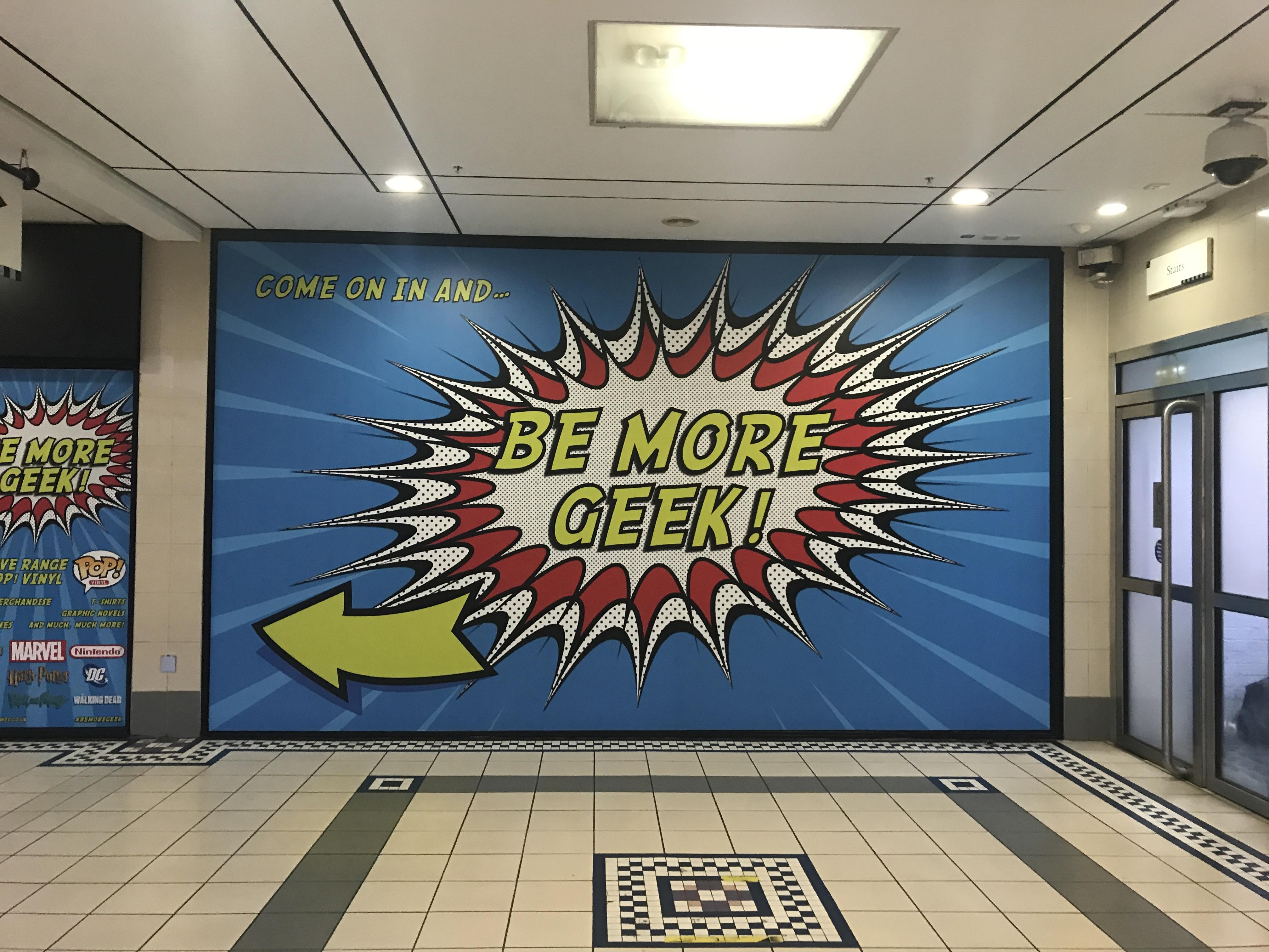 Bespoke Wallpaper Feature Wall